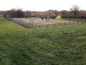 Livery and Facilities Eventers International